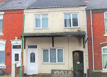 Thumbnail 3 bed terraced house to rent in Hellier Street, Dudley