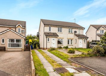 Thumbnail 3 bed semi-detached house for sale in Newbyres Gardens, Gorebridge