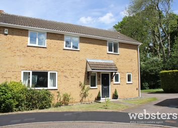 Thumbnail 4 bedroom detached house for sale in Blakeney Close, Norwich