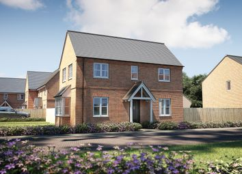 "Thumbnail 3 bedroom detached house for sale in ""The Staunton"" at Heath Lane, Lowton, Warrington"