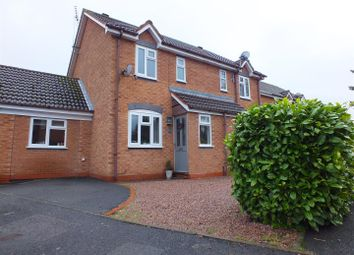 Thumbnail 3 bed property for sale in Steatite Way, Stourport-On-Severn