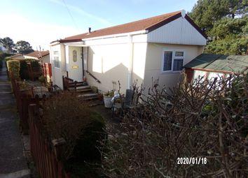 Thumbnail 2 bedroom mobile/park home for sale in Charlcombe Park, Portishead