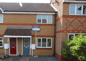 Thumbnail 2 bedroom terraced house for sale in Yeats Close, Thorpe Astley, Leicester