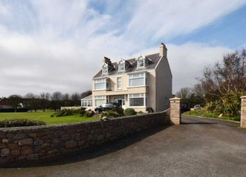 Thumbnail 8 bed detached house for sale in Vicq Farm Close, La Grande Route Des Sablons, Grouville, Jersey