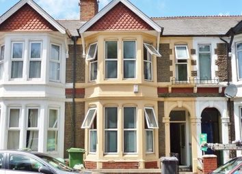 Thumbnail 5 bedroom terraced house to rent in Allensbank Rd, Heath, Cardiff
