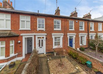 Thumbnail 3 bed terraced house for sale in Hill Street, St Albans, Hertfordshire