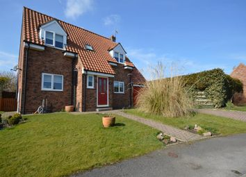 Thumbnail 3 bed detached house for sale in Meadow View, Gristhorpe, Filey