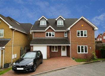 Thumbnail 5 bedroom detached house for sale in Frien Close, Cheshunt, Waltham Cross