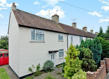 Thumbnail 3 bedroom end terrace house for sale in Crayford Way, Crayford, Dartford