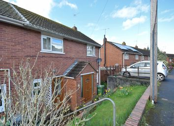 Thumbnail 3 bed end terrace house for sale in Lloyds Crescent, Exeter