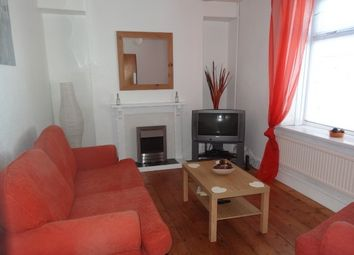 Thumbnail 4 bed terraced house to rent in Rees Terrace, Treforest, Pontypridd