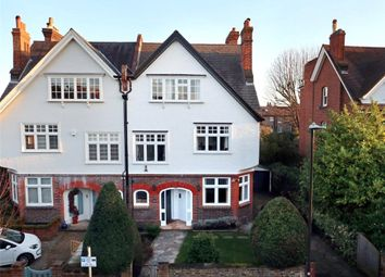 Thumbnail 5 bed semi-detached house for sale in Lancaster Road, Wimbledon Village