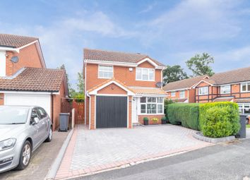 3 bed detached house for sale in Winthorpe Drive, Solihull B91