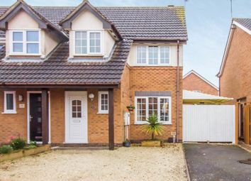Thumbnail 3 bedroom semi-detached house for sale in Browns Way, Whetstone, Leicester