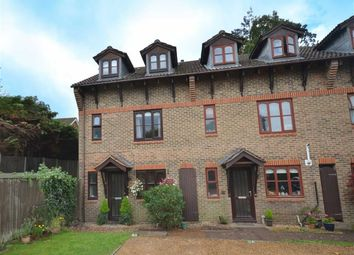 Thumbnail 4 bed town house for sale in Pottery Court, Wrecclesham, Farnham