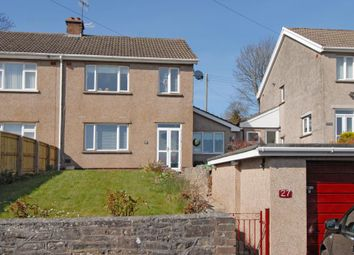 Thumbnail 3 bed semi-detached house for sale in Pen-Y-Bryn, Brecon