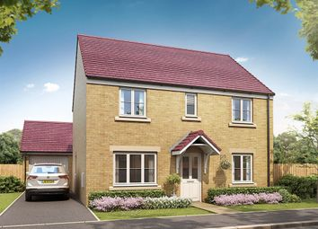 "Thumbnail 4 bed detached house for sale in ""The Coniston"" at Station Road, Hesketh Bank"