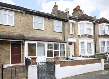 Thumbnail 4 bedroom terraced house for sale in Swallowfield Road, London