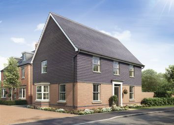 """Thumbnail 4 bed detached house for sale in """"Cornell"""" at Braishfield Road, Braishfield, Romsey"""
