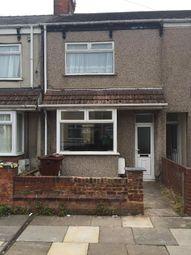 Thumbnail 3 bedroom terraced house to rent in Clerke Street, Cleethorpes