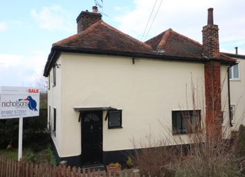 Thumbnail 3 bed cottage for sale in Church Lane, Abridge