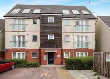 Thumbnail 1 bedroom flat for sale in Digby Close, Luton