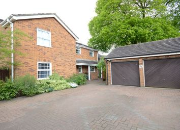 Thumbnail 4 bedroom detached house to rent in Durand Road, Earley, Reading