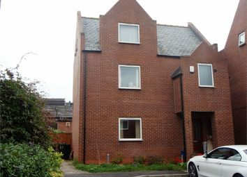 Thumbnail 4 bed detached house to rent in Old School Lane, Creswell, Worksop, Nottinghamshire