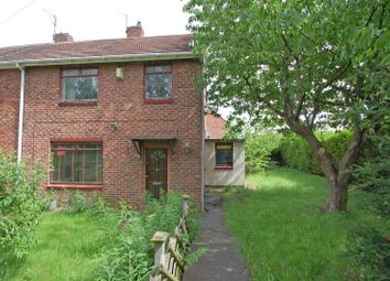 Thumbnail 3 bed terraced house for sale in Whitby Crescent, Benton, Newcastle Upon Tyne