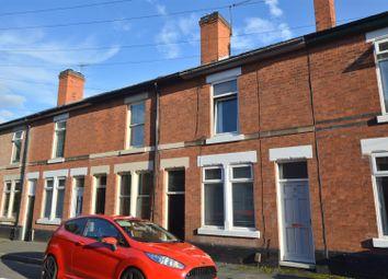 Thumbnail Terraced house for sale in Longford Street, Off Kedleston Road, Derby