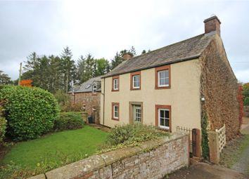 Thumbnail 4 bed link-detached house for sale in Glen House, Unthank, Skelton, Penrith