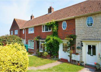 Thumbnail 3 bed terraced house for sale in Aisne Road, Ridgeway View, Chiseldon, Swindon
