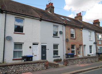Thumbnail 2 bed terraced house for sale in Penfold Road, Broadwater, Worthing