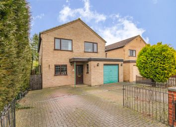 Thumbnail 4 bed detached house for sale in Toyse Lane, Burwell, Cambridge