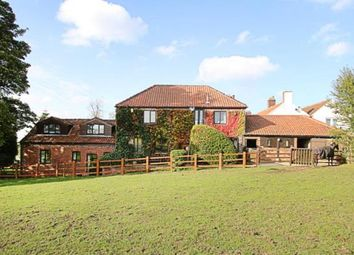 Thumbnail 4 bed barn conversion for sale in Aston Common, Aston, Sheffield, South Yorkshire