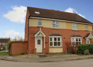 Thumbnail 3 bed semi-detached house for sale in Coopers Croft, Leven, Beverley