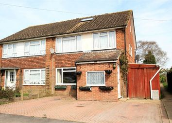 Thumbnail 4 bed semi-detached house for sale in Broad Field, West Hoathly, West Sussex
