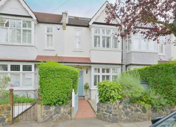 Thumbnail 3 bed terraced house for sale in Rosslyn Avenue, Barnes