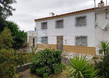 Thumbnail Town house for sale in Arboleas, Almería, Spain