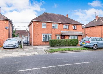 Thumbnail 3 bed detached house for sale in Pinfold Avenue, Stoke-On-Trent