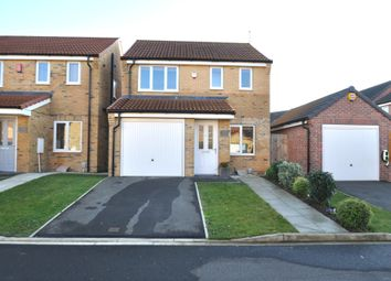 Thumbnail 3 bed detached house for sale in Chartwell Gardens, Kingswood, Hull