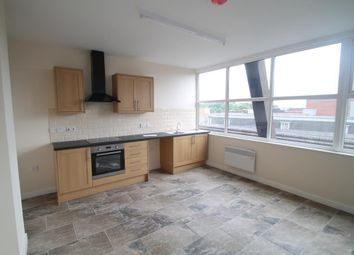 Thumbnail 1 bed flat to rent in St Johns House, High Street, Dudley
