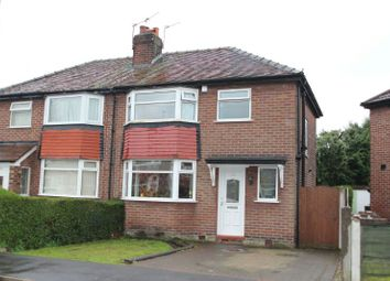 Thumbnail 3 bed semi-detached house for sale in Irwin Road, Broadheath, Altrincham