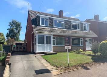 3 bed semi-detached house for sale in 16 Rosemount Lane, Honiton EX14