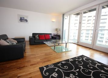 Thumbnail 2 bed flat to rent in 1 Fairmont Avenue, Canary Wharf, London