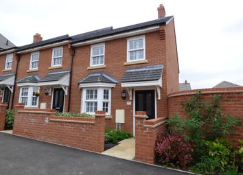 Thumbnail 3 bedroom end terrace house for sale in Wilkinson Rd, Bedford