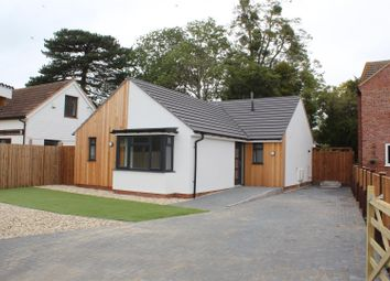 Thumbnail 3 bed detached bungalow for sale in Old Tewkesbury Road, Norton, Gloucester