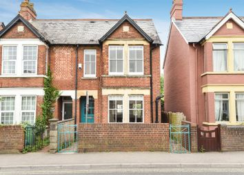 Thumbnail 4 bed semi-detached house for sale in Hollow Way, Cowley, Oxford