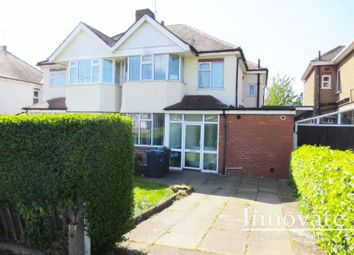 Thumbnail 3 bedroom semi-detached house for sale in Quinton Road, Harborne, Birmingham