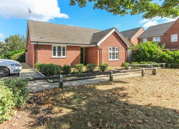 Thumbnail 2 bedroom detached bungalow for sale in Spearmint Way, Red Lodge, Bury St. Edmunds